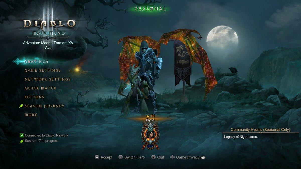Diablo3 - Twitter Search
