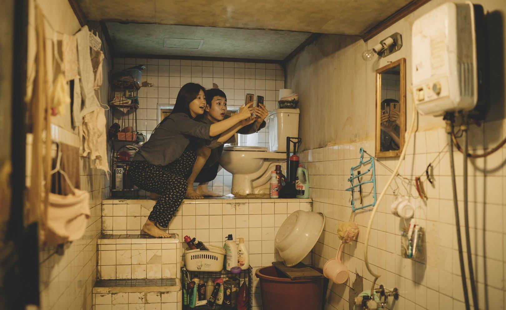 Фильм «Паразиты» – выстрел южнокорейского кинематографа или очередное кино-путаница? 14