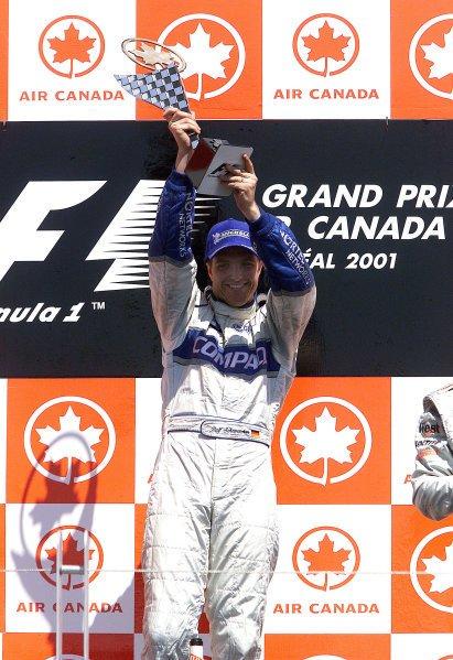 Happy 44th Birthday to 6 time race winner Ralf Schumacher