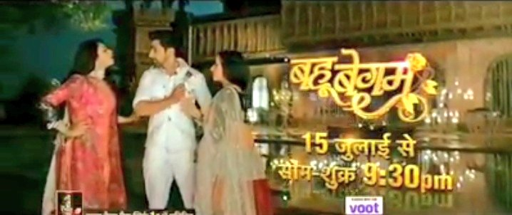 #SuperExclusive #ArjitTaneja and #SameekshaJaiswal starrer #BahuBegam gets its launch date Starts from 15th July Mon to Friday 9:30pm on #ColorsTV  @GossipsTv EXCLUSIVE https://t.co/M8wwgYlQsp