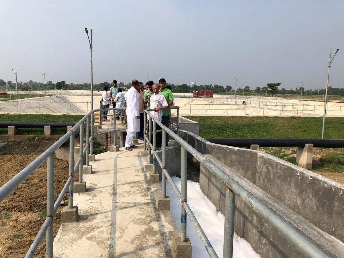 पानी प्रशोधन केन्द्र वीरगन्जमा सुरुhttps://bit.ly/2Xhf1UO