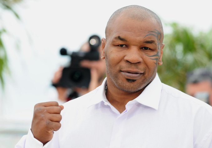 Happy birthday to former World Heavyweight champion Mike Tyson, who is celebrating his 53rd birthday today.