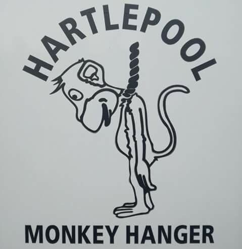 Excited to share this item from my #etsy shop: Hartlepool monkey hanger stickers https://etsy.me/2xhGIgK #hartlepool #monkeyhanger #hartlepoolunited #cardecals #walldecor  #wallsticker #etsy #etsysellers