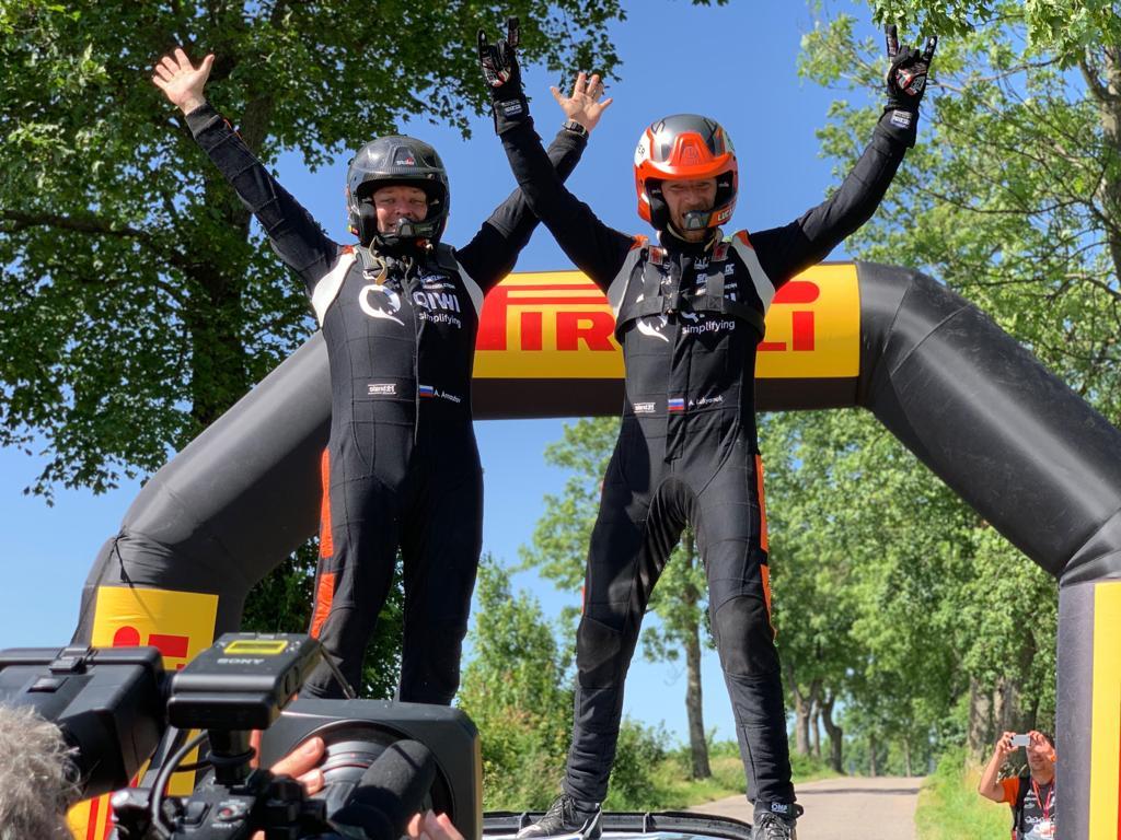 ERC: 76º PZM Rajd Polski - Rally Poland [28-30 Junio] D-T9gDzWwAALvHT