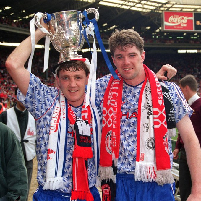 Happy Birthday Gary Pallister  Are these the two best defenders in United\s history?