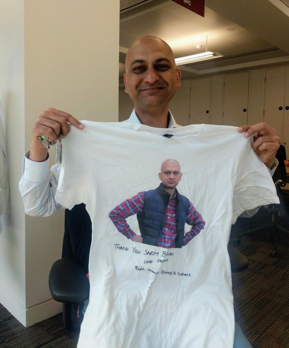 Image result for sarim akhtar t shirt