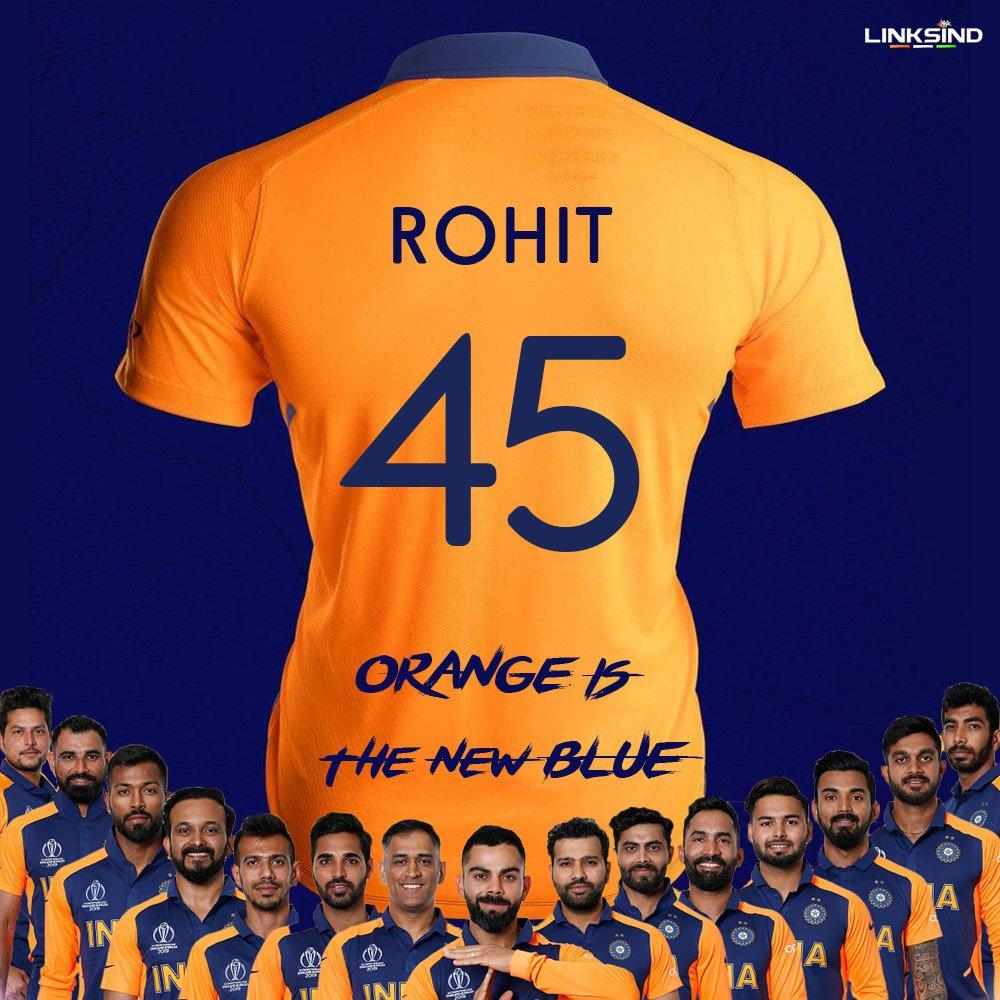 Team India Orange Jersey Name Generator 🙂 https://linksind net