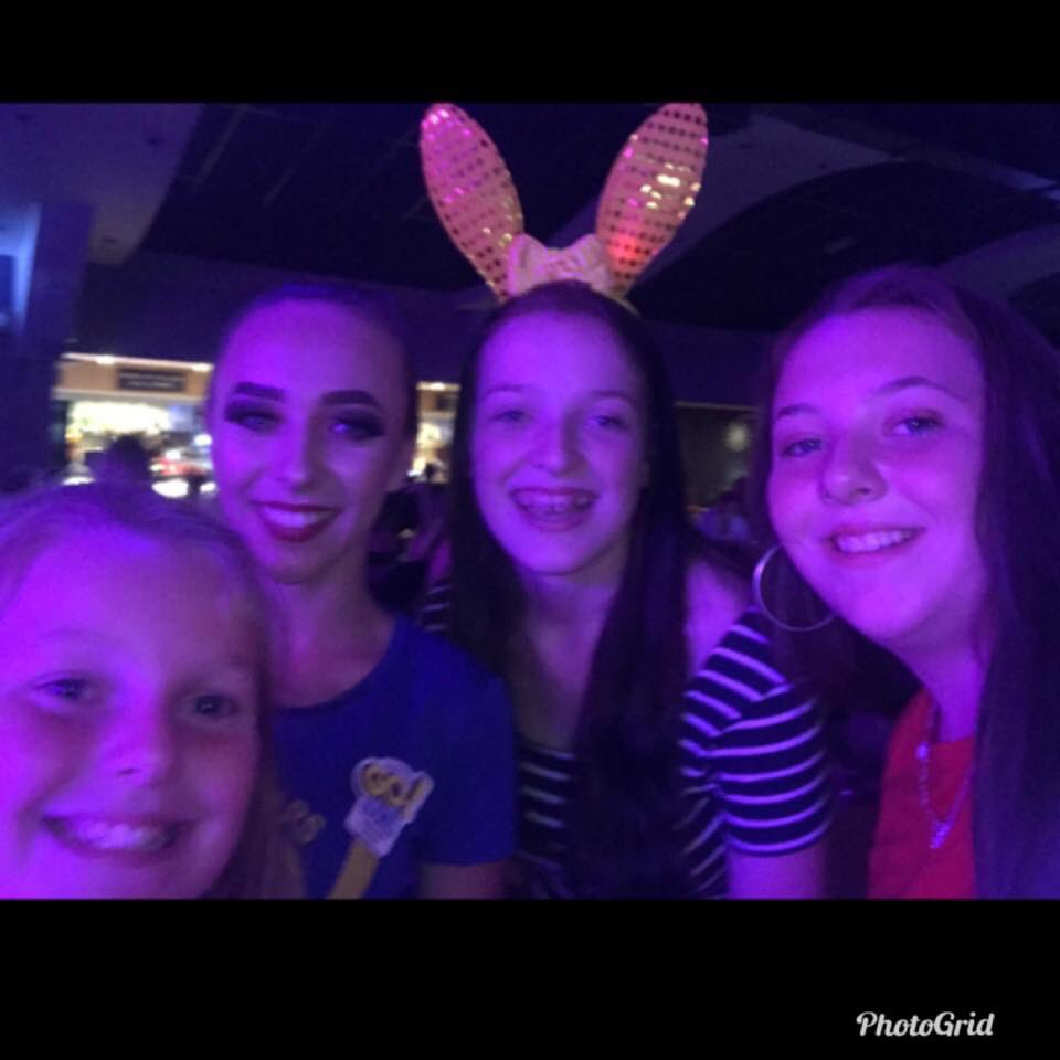 happy birthday @charlottebrint2 I hope you have an amazing birthday and hopefully see you next year thank you for always being so kind❤️