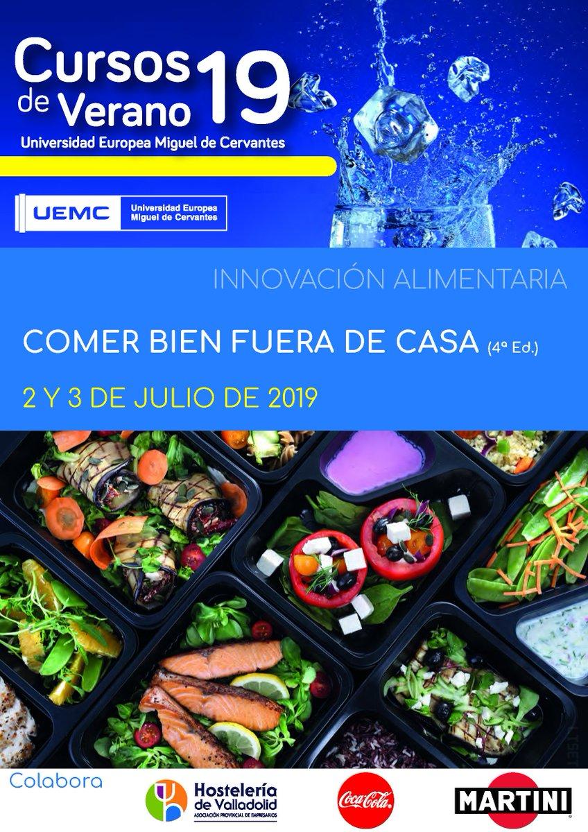 La cocina sin fogones ya es una realidad. Descúbrelo de la mano de @CafeBarAstrolab y su chef Javier Cabrera en el #CursodeVeranoUEMC Comer bien fuera de casa de la @UEMC. Será los días 2 y 3 de julio Patrocinado por @CocaCola_es @Martini_Global @Apehva hubs.ly/H0jy8Tc0