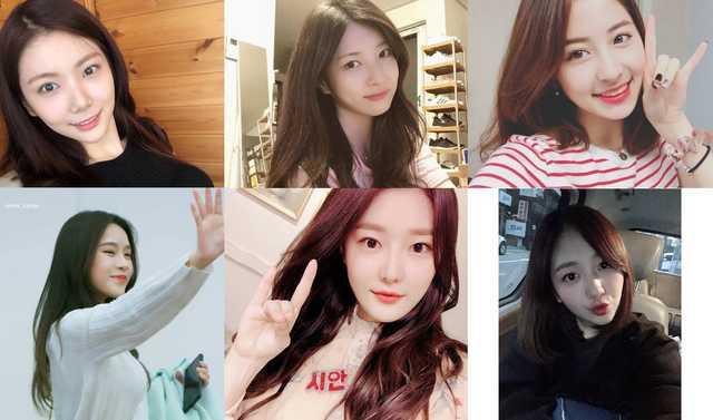 Honeybee On Twitter Rumor Update Ex Jyp Trainee Sakamoto Mashiro Is Said To Be Joining Stone Music Pledis S New Girl Group Line Up Lee Kaeun Heo Yoonjin Natty Lee Haein