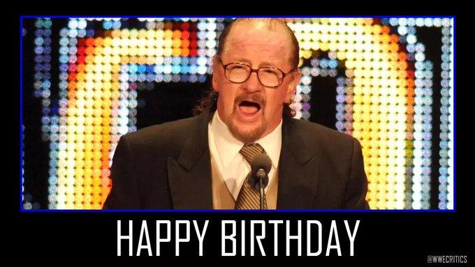 Happy Birthday to wrestling legend  Terry Funk