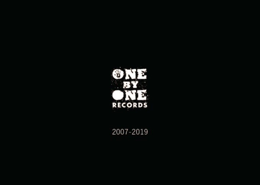ONE BY ONE RECORDSをこれまで支えて頂いた関係者各位、所属バンド、そしてONE BY ONE RECORDSを愛していただいた皆さま、12年間ありがとうございました。  ありがとうございました!  http://one-by-one-records.com/information/