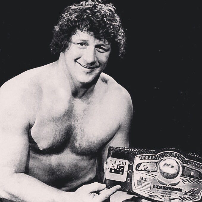 Happy 75th birthday to Terry Funk