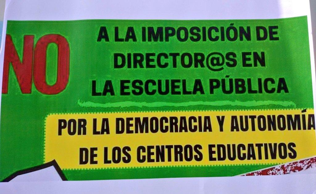 Si @ignacioaguado @Cs_Madrid quieren apoyarnos a familias, dejen de ser cómplices y exijan a sus socios gobierno: ➡️ Elección dirección por comunidad educativa del propio centro ➡️#NOalaMasificación #NOmásLíneas ➡️Más #CentrosPúblicosYA ➡️#NOalaConstrucciónPorFases  😉💚