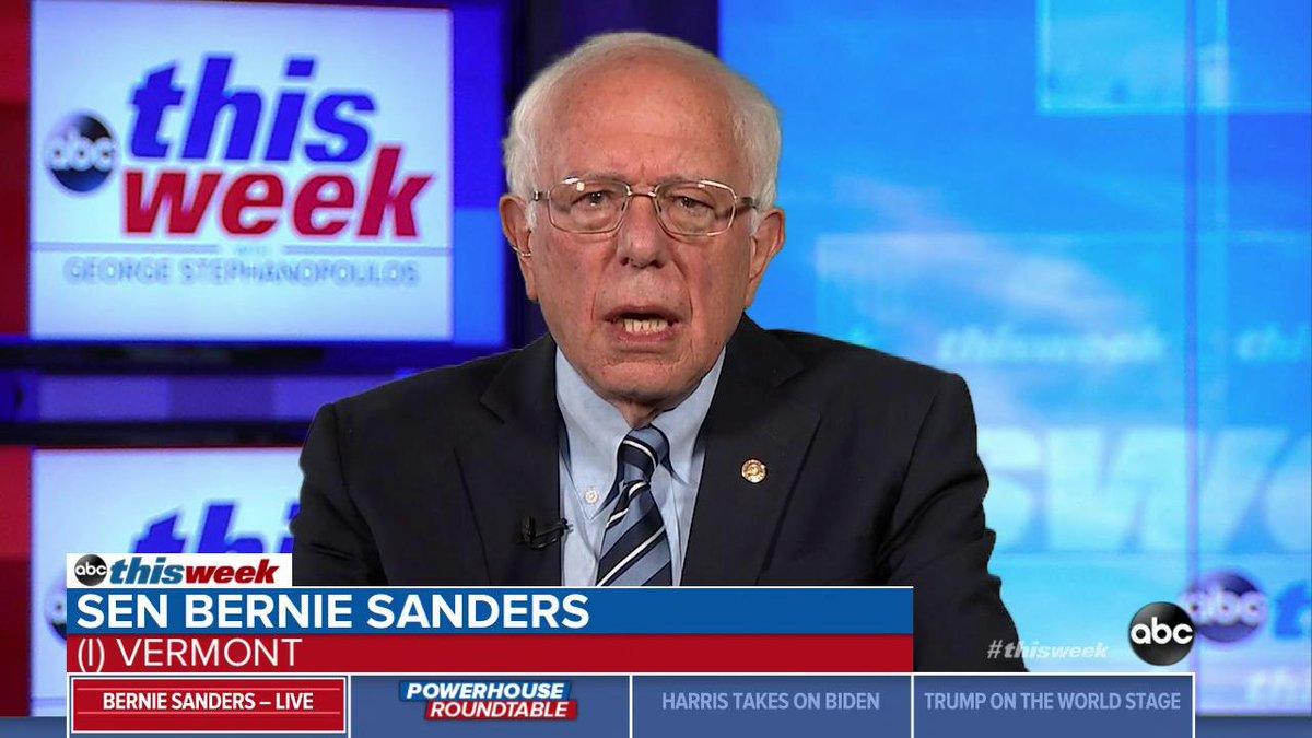Bernie Sanders, Trump, Kim Jong Un | Baaz