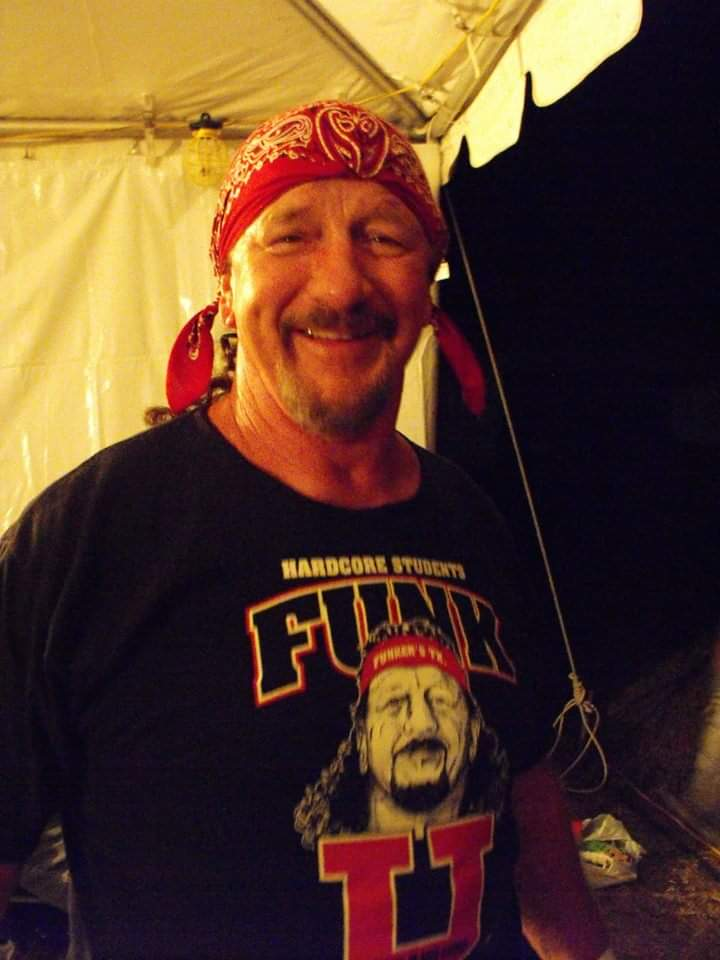 Happy Birthday to TERRY FUNK! Born on June 30, 1944, Funk is 75 years old today!