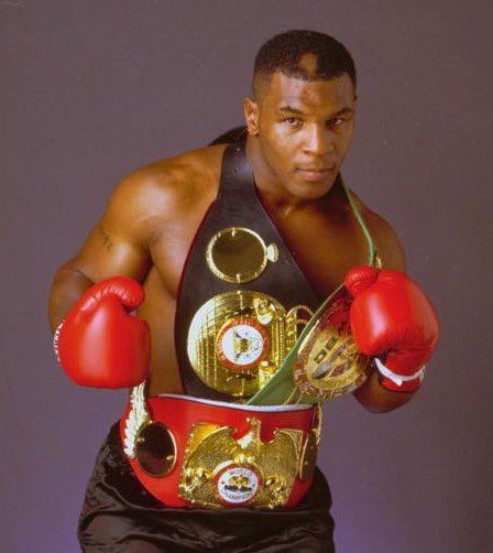 Happy Birthday   to the most dominant force to ever step foot in a boxing ring. Iron Mike Tyson