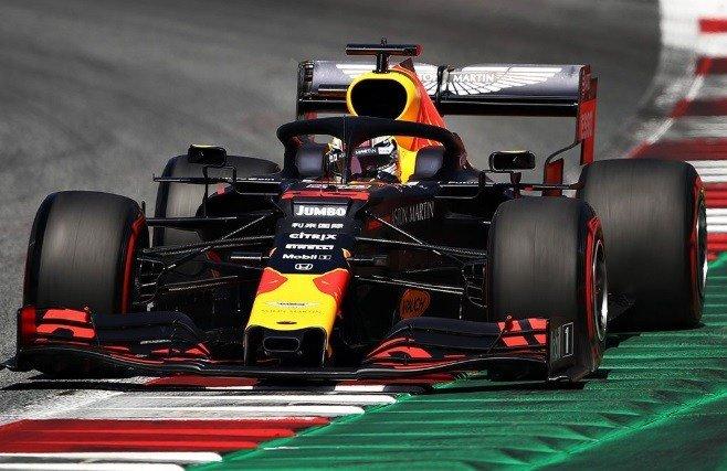 #F1 | Verstappen logró una victoria brillante en Austria