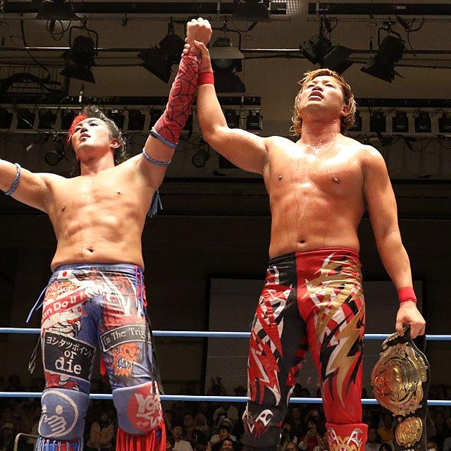 "AJPW: ""Dynamite Series 2019"" Kento Miyahara defiende cinturón 8"