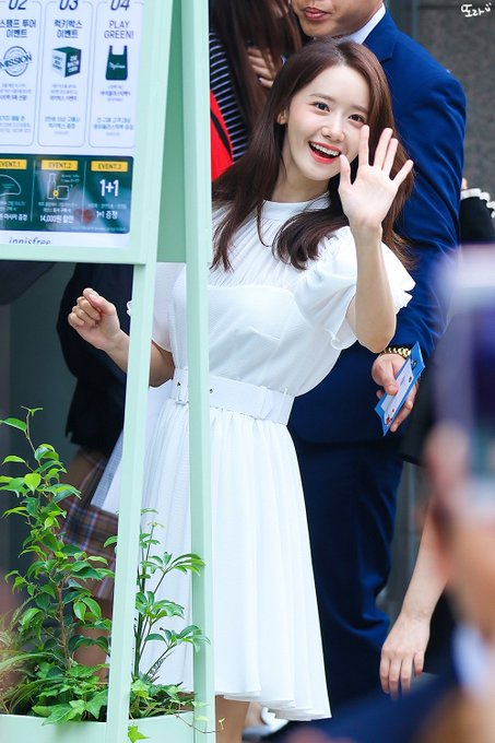 [PHOTO] 190628 Yoona @ Innisfree Event  D-UXPtHUcAAdg0y?format=jpg&name=small