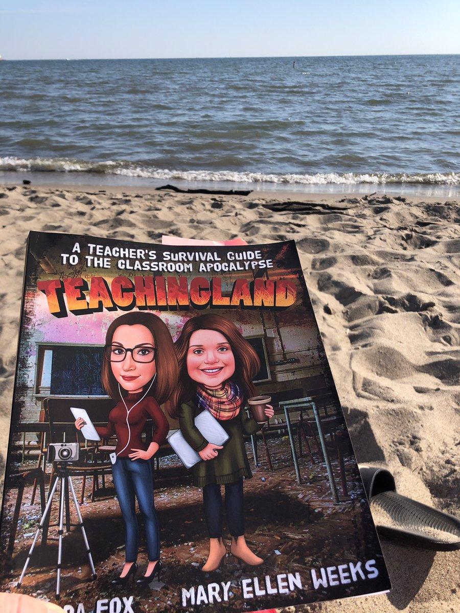 Thank you @AmandaFoxSTEM and @mrsmeweeks for this interesting read! #summerreads #lakelife