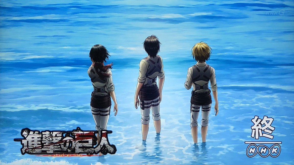 Shingeki no Kyojin Season 3 - Episode 59 discussion - FINAL : anime
