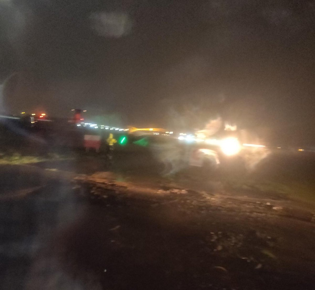 Spicejet Bhopal-Surat flight overshoots runway; passengers and crew safe, 3 flights diverted to Ahmedabad airport