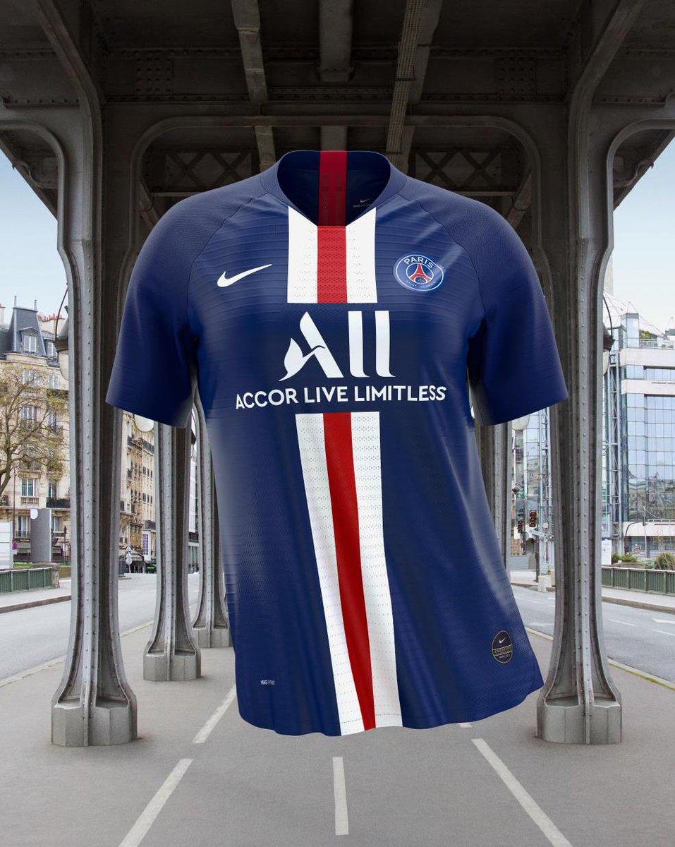camiseta psg 2019
