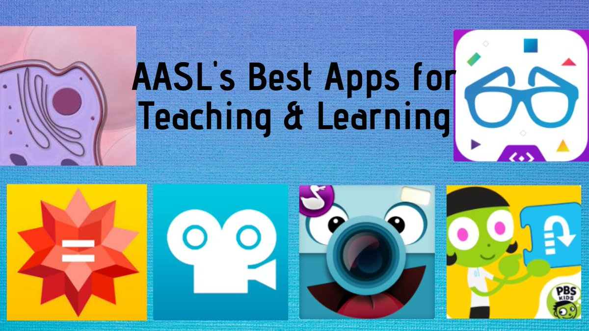 The Best Apps & Sites for Learning According to AASL #educators feeds.feedblitz.com/~/603525694/0/…