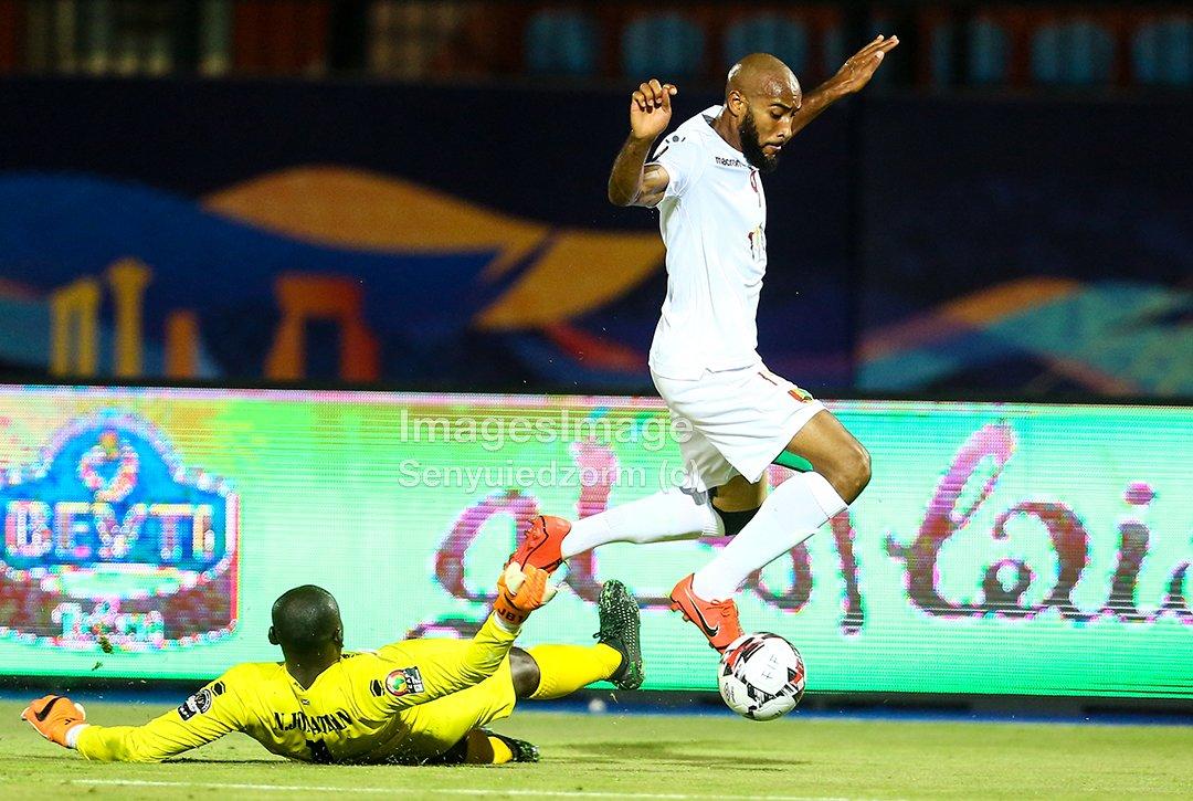 AFCON 2019: GUINEA beat BURUNDI 2-0   CLICK this link for more photos: https:// imagesimage.com/index.php/prod uct/afcon-2019-guinea-beat-burundi-2-0/  …   #FootballTogether  #TotalAFCON2019 #CAN2019EGYPT #CAN2019 #ImagesImageAFCON #AFCON2019 @lassanawelt @ameyaw112 @SaddickAdams @nathan_quao @garyalsmith @ridwanasante @willie_grah @3fm927<br>http://pic.twitter.com/YnWX7hUXkT