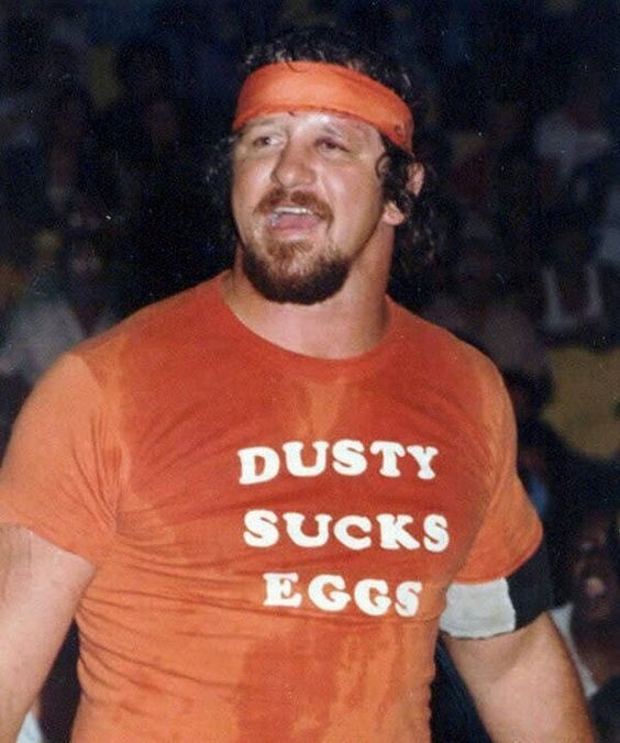 Happy 75th birthday Terry Funk. Have a good one funker