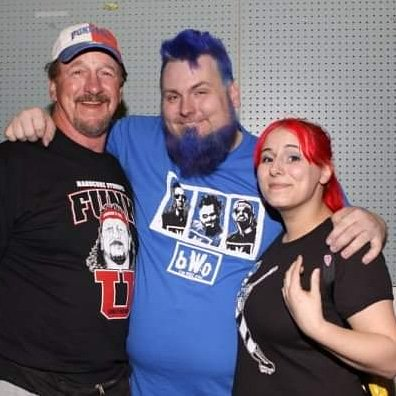 Happy Birthday to the LEGEND Terry Funk! Thank you for paving the way for so many!