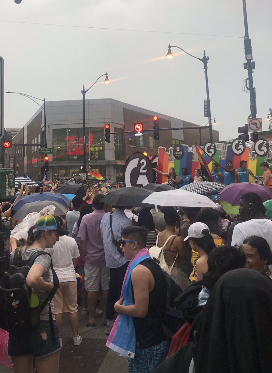 Chicago Pride Parade: Here's what happened before cancellation due to severe thunderstorm warnings