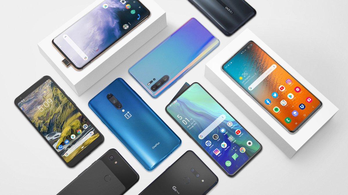 Hasil gambar untuk best android smartphone 2019