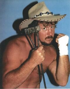 Happy Birthday to one of my all time favorites, Terry Funk.