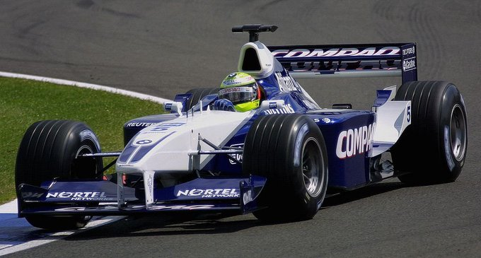 Happy 44th Birthday Ralf Schumacher
