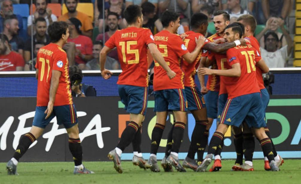 🏆🇪🇸¡FINAL! ESPAÑA SE PROCLAMA CAMPEONA del #U21EURO tras VENCER a ALEMANIA (2-1) con goles de Fabián y Dani Olmo. ¡ENORMES! 👏👏