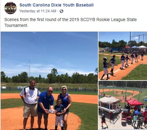 South Carolina DYB (@SCDYB1) | Twitter