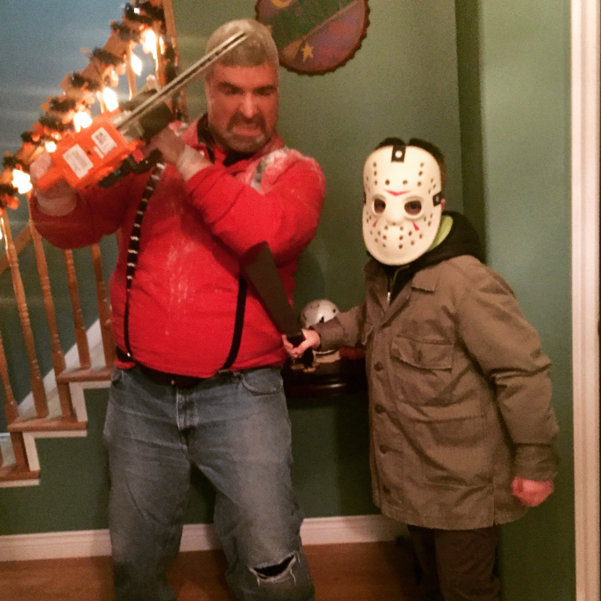 Happy 75th Birthday Terry Funk, you made for a great Halloween costume last year.