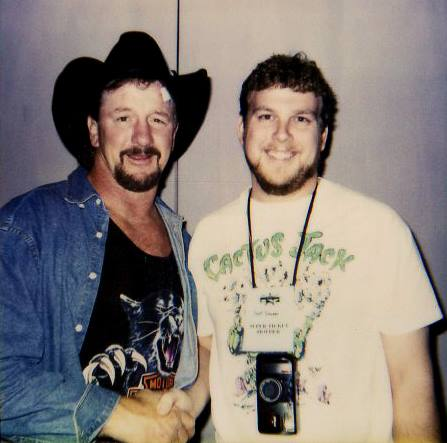 Happy Birthday to the G.O.A.T. Terry Funk!