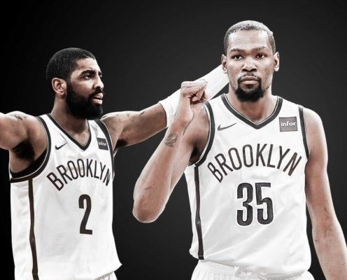 Kevin #Durant et Kyrie #Irving rejoignent #BrooklynNets ! Cette bombe 🤩 #NBAFreeAgency2019 #NBA