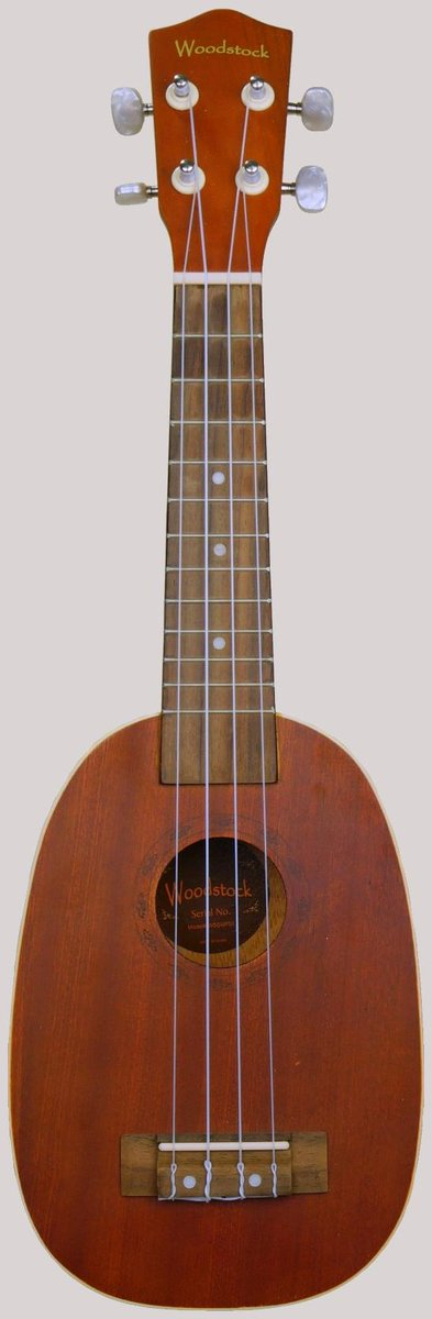 woodstock chinese pineapple soprano at Ukulele Corner