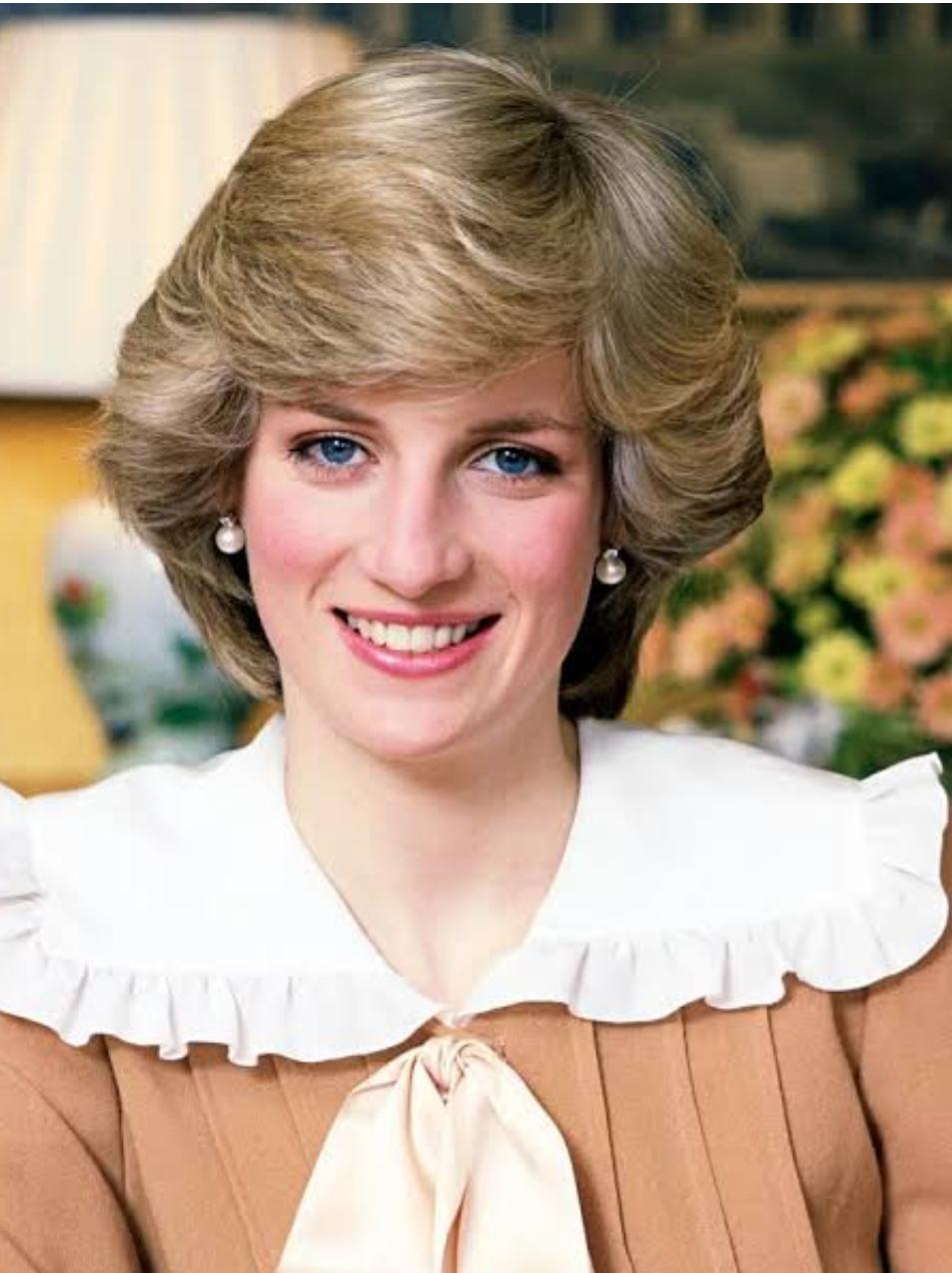 Happy Birthday Princess Diana I hope you\re happy in heaven We miss you