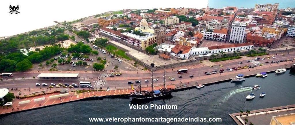 Velero Phantom  Galeon Cartagena Bodas Matrimonios  Cartagena  David Ucros Eventos