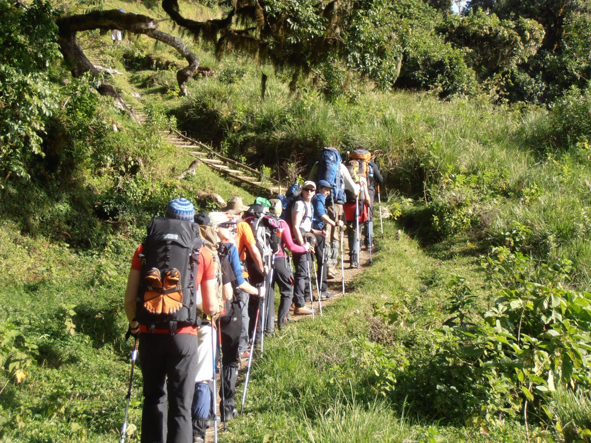 Its the Holidays!!Join the trail for the best travel experience you will never be able to afford forgetting. BOOK NOW! Email:info@walkingtanzania.com Website:http://walkingtanzania.com