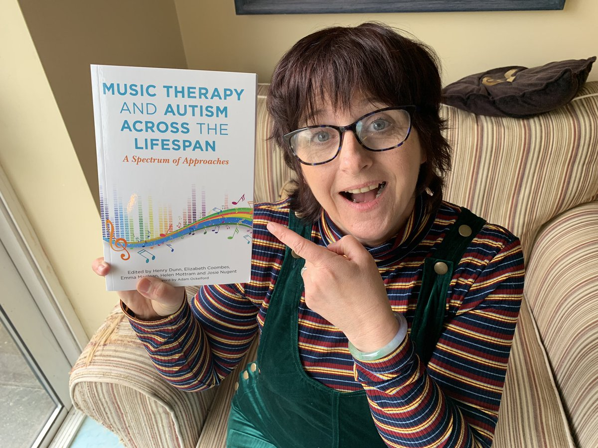 Check out this must-have #musictherapy #autism book I co-edited https://www.jkp.com/uk/music-therapy-and-autism-across-the-lifespan.html…