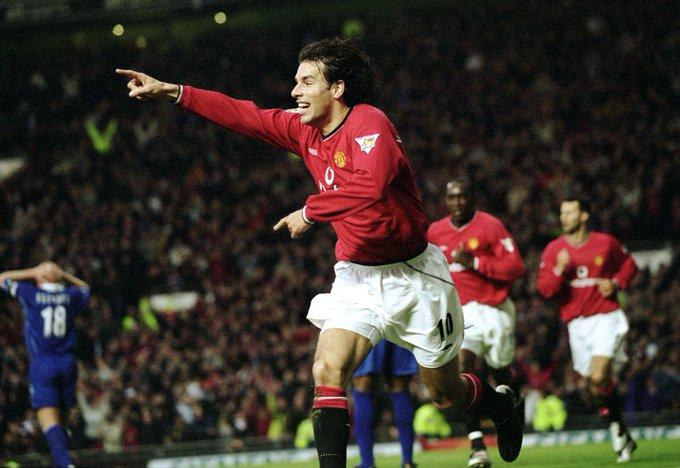 Happy 43rd birthday to former Man Utd striker Ruud van Nistelrooy. Just the 150 goals in 219 games...