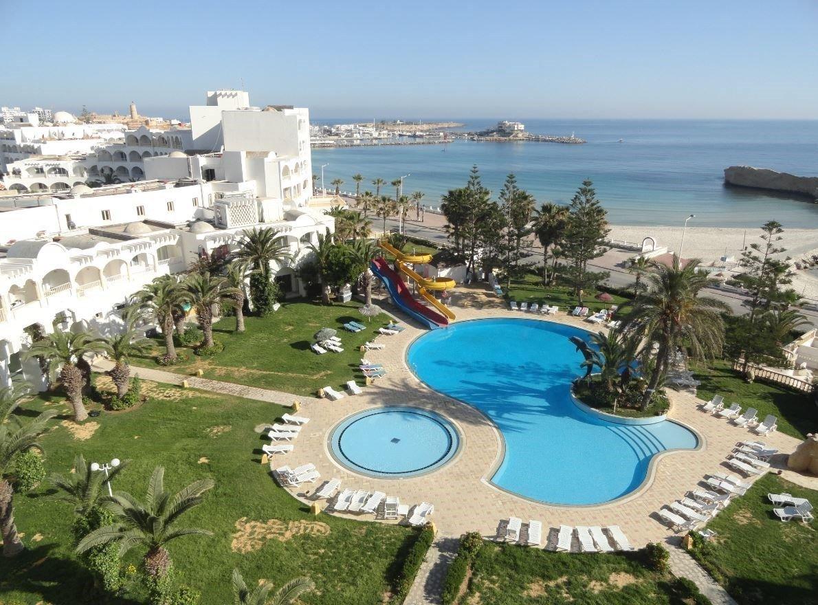 это отель в тунисе дельфин эль хабиб фото рад