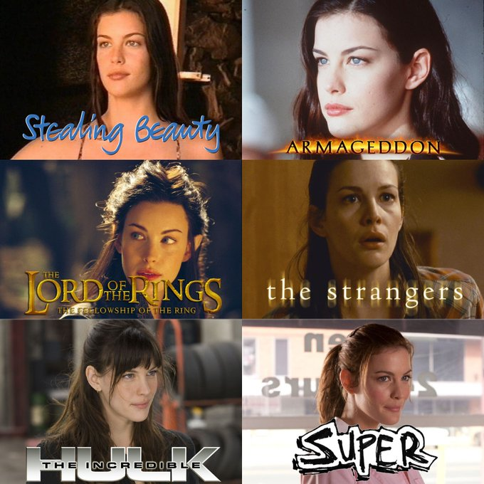 Happy 42nd birthday to Liv Tyler!