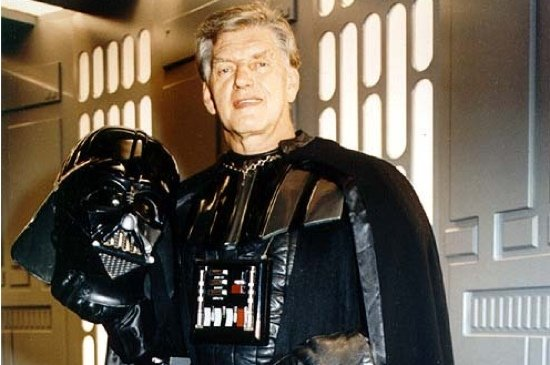 Vader, Frankenstein, Green cross Code man David Prowse has done a bit of everything. Happy 84th birthday!!!
